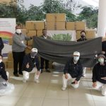 1000 blankets for hospital of hope